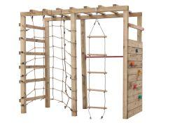 Wooden playground Climbing set King Kong