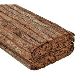 Treebark fencing singlesided 150x300cm