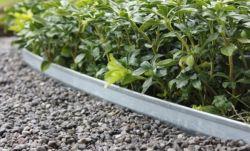 Borduras jardin acero galvanizado