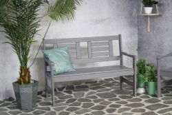 Garden bench Bordeaux 120x56x86cm