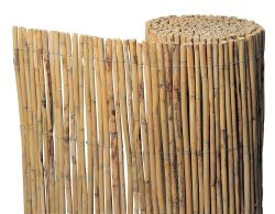 Bamboo fencing 2x5m