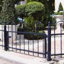 Gate railing Cannes