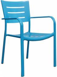 Stoel James blauw