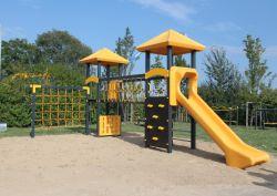 Torre juego parques infantiles Claudia