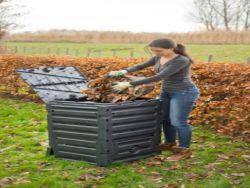 Kompostsilo 300 Liter