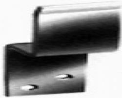 Support Portillon Portail Modee-Z, galvanise