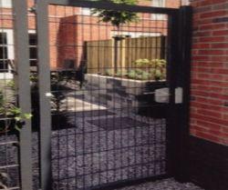 Garden gate 203x150cm