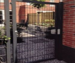 Garden gate 203x175cm