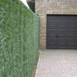 Kunsthaag tuinscherm taxus 2x5m fijn