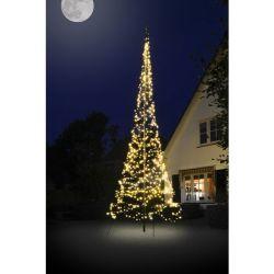 Lumières Arbre de Noël LED 600cm