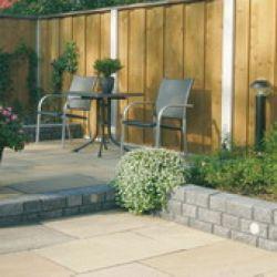 Sandstone tegel 60x60cm terrastegels
