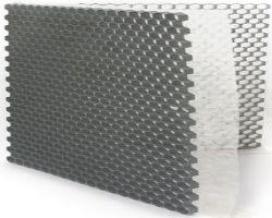 Estabilizador de grava 160x120cm (1,92m2) gris