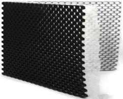 Estabilizador de grava 160x120cm (1,92m2) schwarz