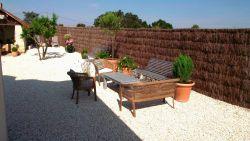 Sichtschutzmatten Heidematten Heidekrautmatten 1x3m Sichtdicht