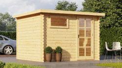 Cabanne abri de jardin en bois Hertford