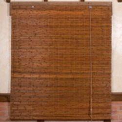 Bamboo Roller blinds Kofu 120cm