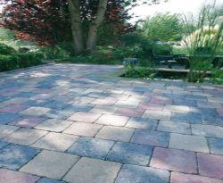 Cobblestones variegated tumbled 20x30x6cm (m2)