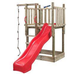 Juegos infantiles madera Marco