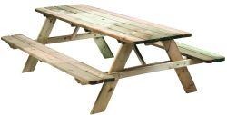 Picknicktafel opklapbaar