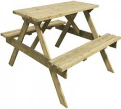 Picnic Table Luxe 140cm