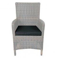 Coussin pour chaise résine tressée Lisbonne