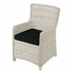Cushion for poly rattan chair Grace