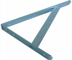 Shelf bracket,galvanized