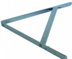 Shelf bracket, galvanized