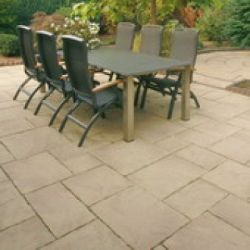Queenstone tegel terrastegel 60x60cm