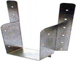 Raveeldrager met strip houtverbinder 75x225mm