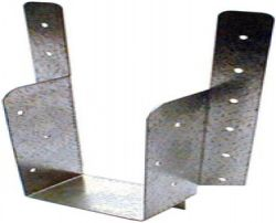 Raveeldrager met strip houtverbinder 75mm