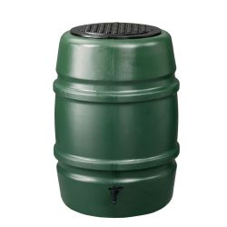 Rain Barrel 168 ltrs green