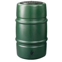 Rain Barrel 227 ltrs green