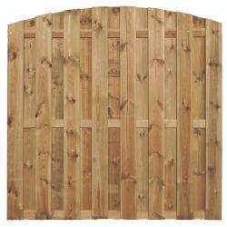 Clôture en bois 180x180cm