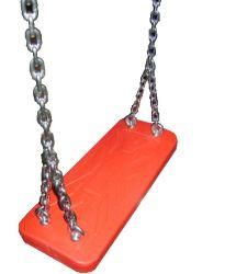 Schaukel rot Pro für Spielgeräte 45x16cm