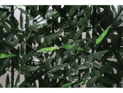 Kunsthaag tuinscherm bamboe 1x3m