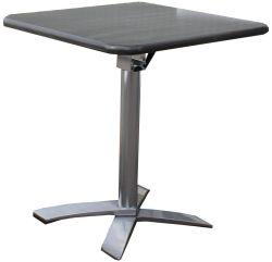 Table de terrasse résine tressée Hoek van Holland