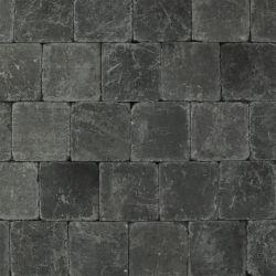 Cobblestones black 20x20x6cm prijs per m2