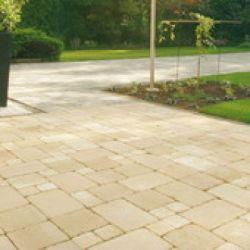 Pflastersteine Abbeystone krem 20x30x6cm (m2)