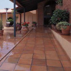 Terracotta tegels terrastegel Teide 30x30cm (m2)