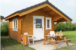 Lodge cabin Goteborg 3.66x3.66m (50mm)