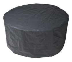 Garden furniture cover round 90x ø205cm