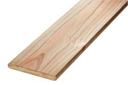 Planche pour cloture bois autoclave 200cm (17x140mm)