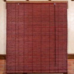 Bamboo Roller blinds Jakarta 100cm