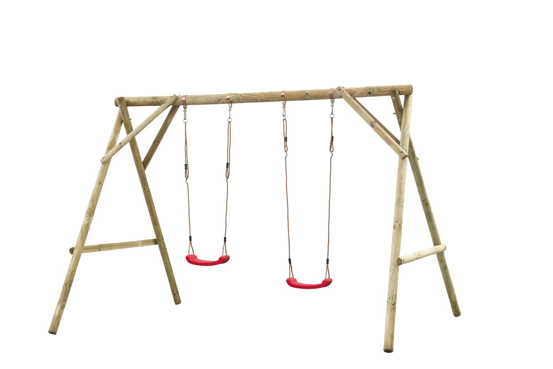 Holzschaukel Spielgerät Holz