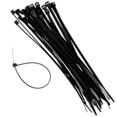 Tie-wraps black