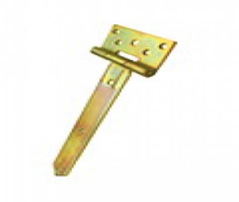 kreuzgehange-300mm-schwer-gelbverzinkt