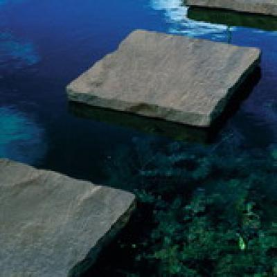 Queenstone Pflastersteine Naturstein