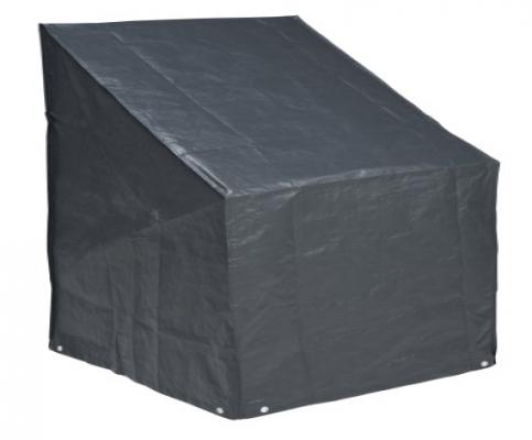 Gartenmöbel Schutzhülle für gestapelte Stühle