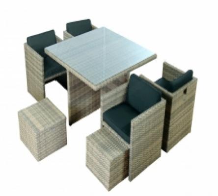 Gartenmöbel Sets - Gartenmöbel Prat polyrattan  - Onlineshop Intergard